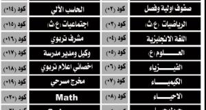معلمين ومعلمات للسعودية