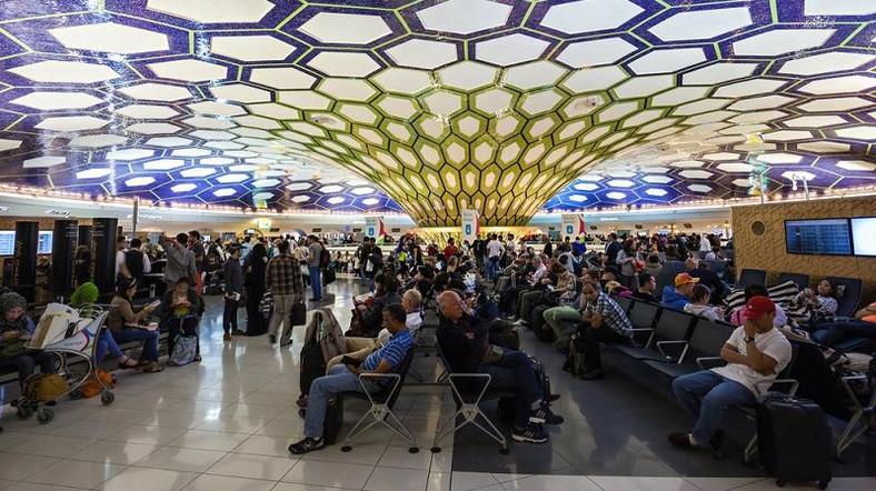 وظائف مطار ابو ظبي